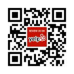 fingerprinting ink yelp review qr code